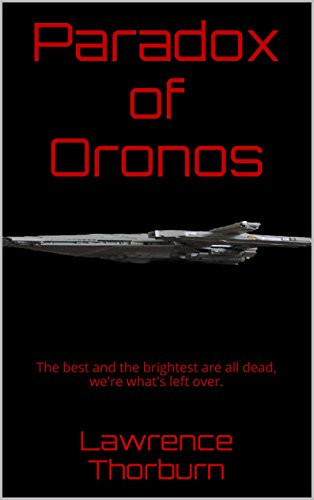 Paradox of Oronos Kindle Edition