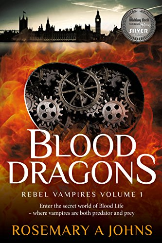 Blood Dragons (Rebel Vampires Book 1)