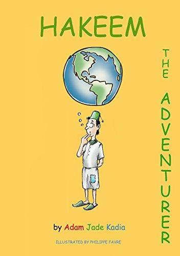 Hakeem the Adventurer Kindle Edition