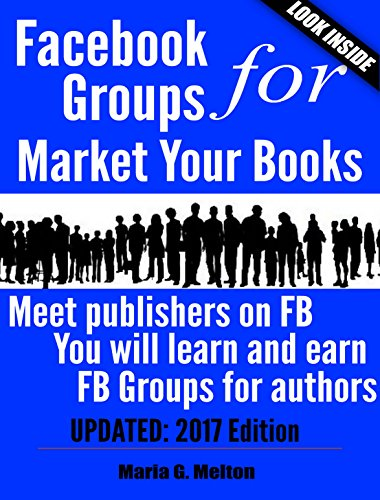 Facebook Groups to Market Your Books