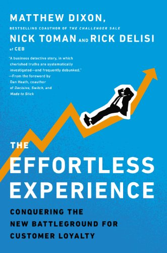 The Effortless Experience by Matthew DIxon