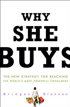 Why She Buys by Bridget Brennan
