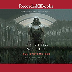 All Systems Red by Martha Wells Audiobook
