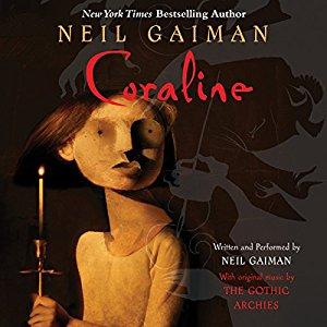 Coraline by Neil Gaiman Audiobook