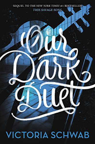 Our Dark Duet by Victoria Schwab Kindlecover