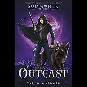 The Outcast by Taran Matharu Audiobook