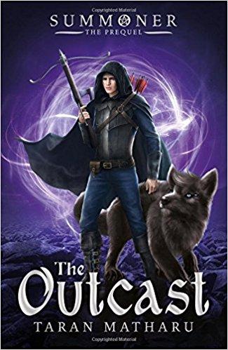 The Outcast by Taran Matharu Hardcover