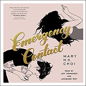 Emergency Contact by Mary H. K. Choi Audiobook