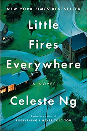 Little Fires Everywhere by Celeste Ng Hardcover