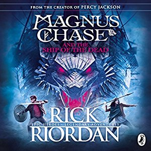 The Ship of the Dead by Rick Riordan Audiobook