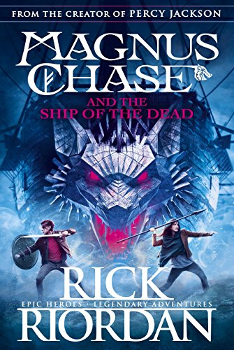 The Ship of the Dead by Rick Riordan Kindlebook