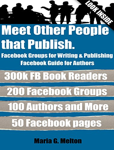 Facebook Groups for Writing