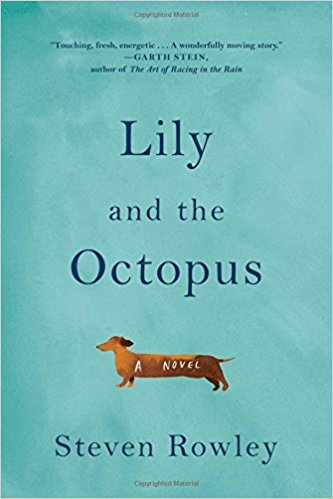 Lily and the Octopus by Steven Rowley Hardcover