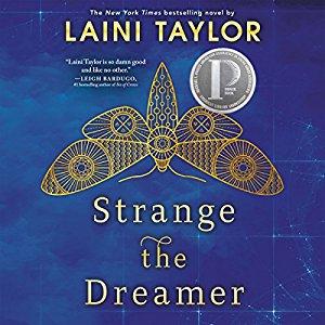 Strange the Dreamer by Laini Taylor Audiobook