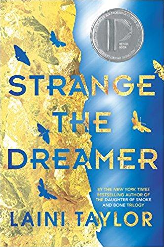 Strange the Dreamer by Laini Taylor Hardcover