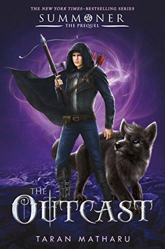 The Outcast by Taran Matharu Kindlecover