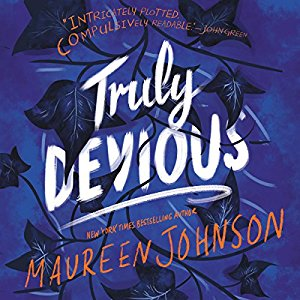 Truly Devious by Maureen Johnson Cover