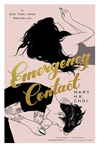 Emergency Contact by Mary H. K. Choi Kindlecover