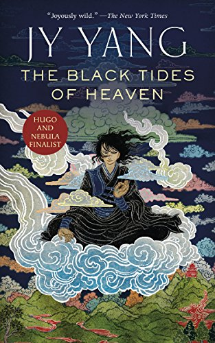 The Black Tides of Heaven by J.Y. Yang Kindlecover