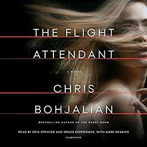 The Flight Attendant by Chris Bohjalian Audiobook