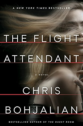 The Flight Attendant by Chris Bohjalian Kindlecover