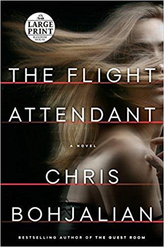 The Flight Attendant by Chris Bohjalian Paperback